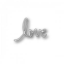 Memory Box Sketchbook Love Craft Die