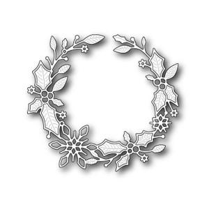 Memory Box Chatfords Wreath Craft Dies