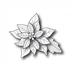 Poppystamps Blooming Poinsettia Craft Die