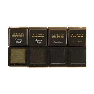 Altenew Warm Gray Mini Cube Set class=