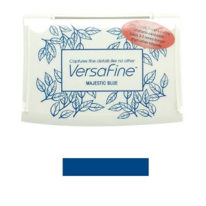 VersaFine Majestic Blue Ink Pad