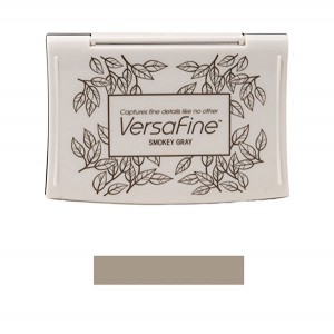 VersaFine Smokey Gray Ink Pad class=