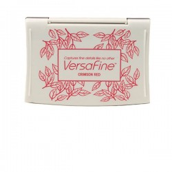 VersaFine Crimson Red Ink Pad