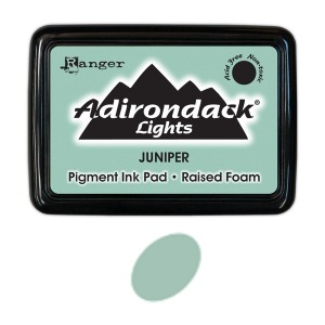 Ranger Adirondack Alcohol Ink Pad - Juniper