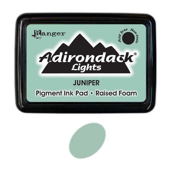Ranger Adirondack Alcohol Ink Pad Juniper The Foiled Fox