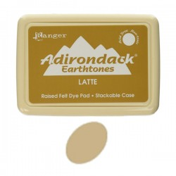 Ranger Adirondack Alcohol Ink Pad - Latte