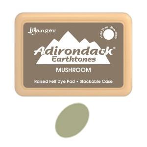 Ranger Adirondack Alcohol Ink Pad - Mushroom