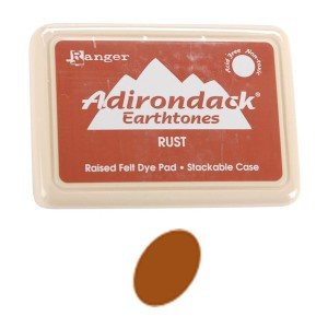 Ranger Adirondack Alcohol Ink Pad - Rust