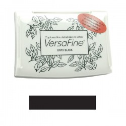 VersaFine Onyx Black Ink Pad