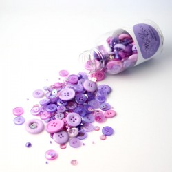 "28 Lilac Lane ""On Lilac Lane"" Embellishment Bottle"