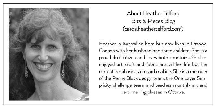 Heather Telford-bio