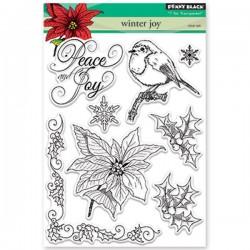 Penny Black Winter Joy Stamp Set