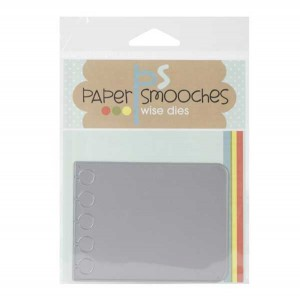 Paper Smooches Notebook Basic Die class=
