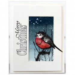 Penny Black Winter Joy Stamp Set