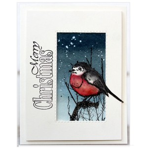 Penny Black Winter Joy Stamp Set class=