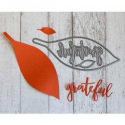 Concord & 9th Grateful Leaf Die Set