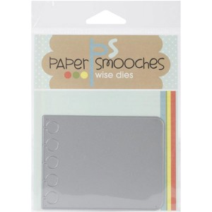 Paper Smooches Notebook Basic Die