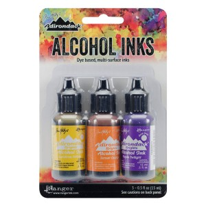 Tim Holtz Alcohol Inks – Summit View