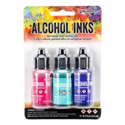 Tim Holtz Alcohol Inks - Beach Deco