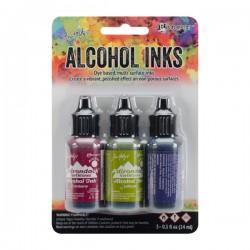 Tim Holtz Alcohol Inks - Farmers Market