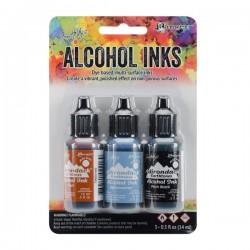 Tim Holtz Alcohol Inks - Miners Lantern