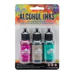 Tim Holtz Alcohol Inks - Valley Trail