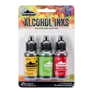 Tim Holtz Alcohol Inks – Conservatory