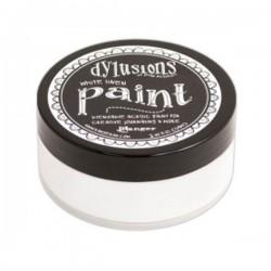 Dylusions Blendable Acrylic Paint - White Linen