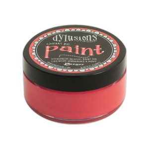 Dylusions Blendable Acrylic Paint - Cherry Pie