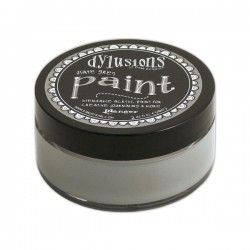 Dylusions Blendable Acrylic Paint - Slate Grey