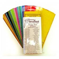 Peerless Watercolor Large Set of 40 Bonus Colors