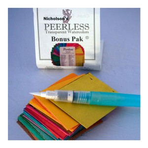 Peerless Watercolor Small Set of 40 Bonus Colors
