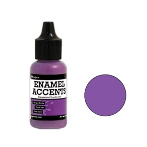 Ranger Enamel Accents - Grape Soda