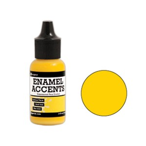 Ranger Enamel Accents – Lemon Twist