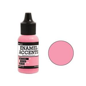 Ranger Enamel Accents - Pink Gumball