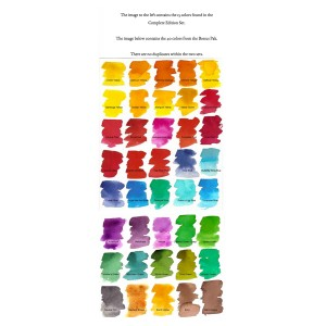 Peerless Watercolor Small Set of 40 Bonus Colors class=
