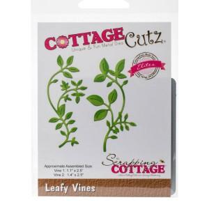 Cottage Cutz Leafy Vines Die