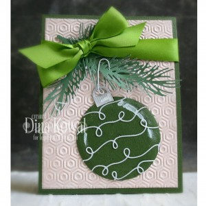 Impression Obsession Christmas Lights Die Set class=
