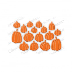 Impression Obsession Pumpkin Patch Die Set