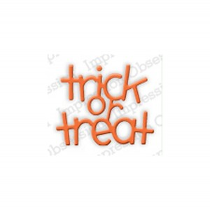 Impression Obsession Trick or Treat Die