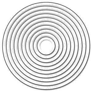 My Favorite Things Die-namics Circle STAX, Set 1