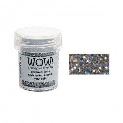 WOW! Mermaid Tails Embossing Glitter