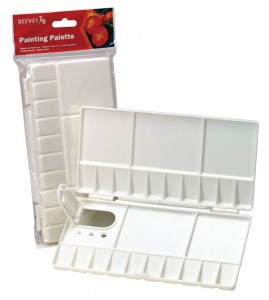 Reeves Small Folding Paint Palette