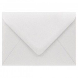 Paper Source Shimmer Silver A7 Envelope - 10 count