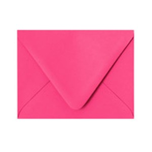 Paper Source Fuchsia A2 Envelope - 10 count class=