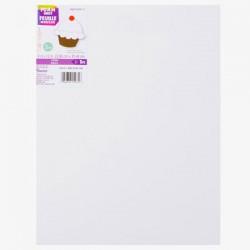 "Darice White Foam Sheets (10pk) - 9"" x 12"", 2mm thick"