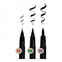 Pigma Professional Brush Pens – Fine,Medium & Bold