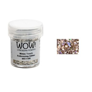 WOW! Midas Touch Embossing Glitter