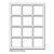 MFT Square Grid Cover-Up