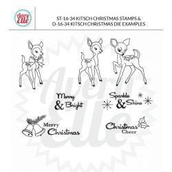 Avery Elle Kitsch Christmas Elle-ments Die Set